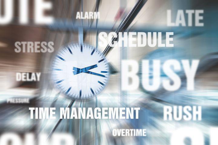 Obvladovanje časa in upravljanje sebe