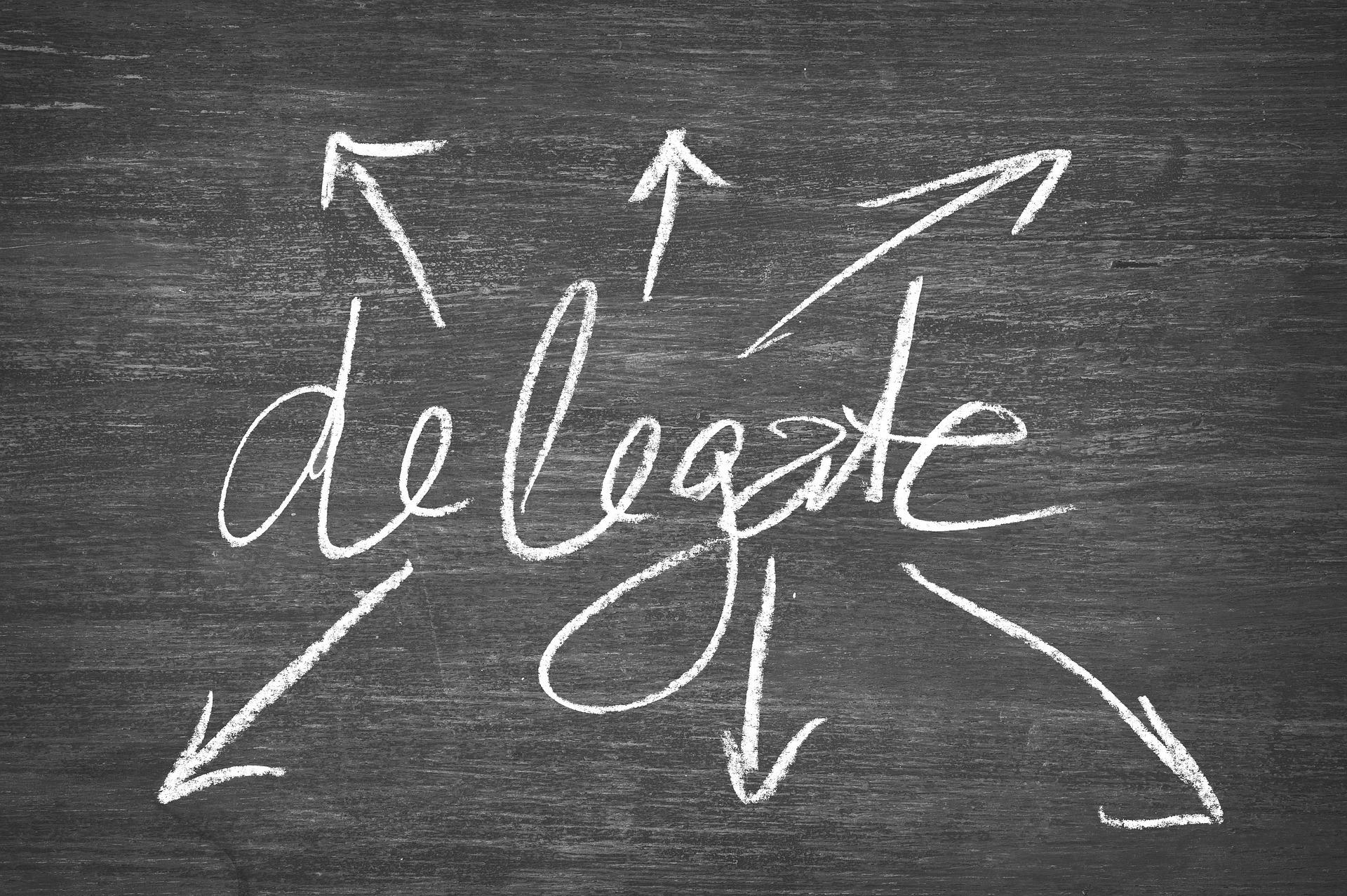 Delegiranje kot orodje