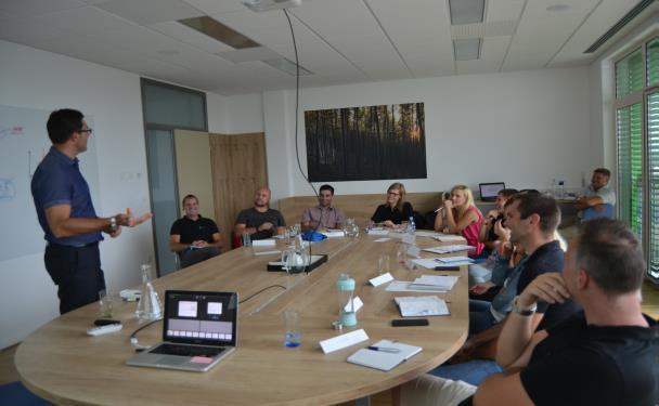 Seminar: Ustvarjalna naravnanost